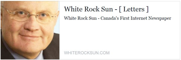 White Rock Sun - Letters withRoss Buchanan jpg