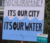 No Chloramine in White Rock